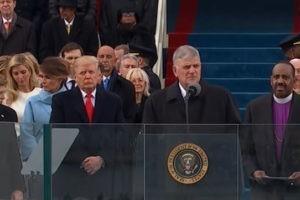 Le soutien des évangéliques à la politique de Donald Trump