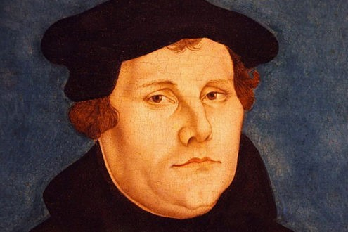 500 ans de la Réforme : interview de Martin Luther