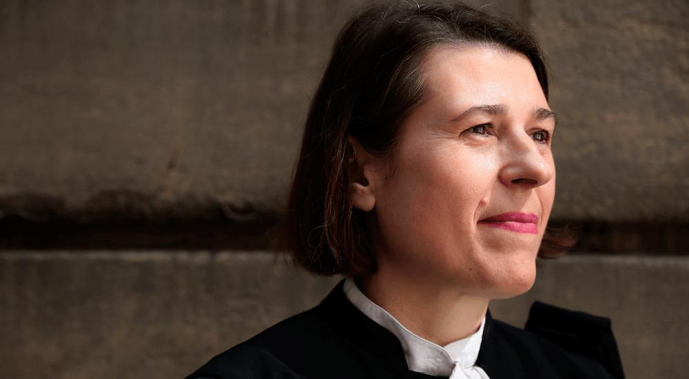 Isabelle Santesteban : au nom de la loi
