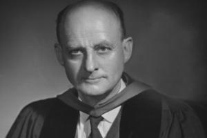 Reinhold Niebuhr théologien américain