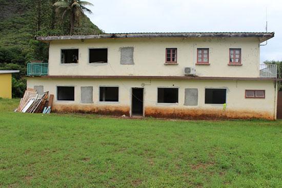 Nouvelle Calédonie : dernières nouvelles du lycée Do Neva rénové