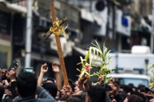 Ensemble avec les coptes