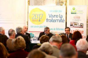 François Fillon : moderniser le nucléaire et développer les énergies renouvelables