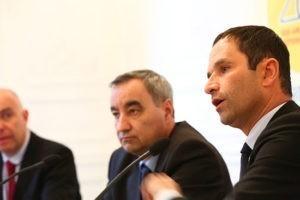 Sécurité nationale et dissuasion nucléaire : le programme de Benoît Hamon