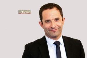 Benoît Hamon face aux protestants