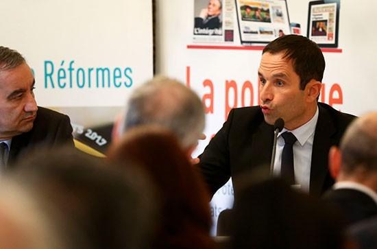 Benoît Hamon : nous vivons une crise de solidarité, pas une crise des réfugiés