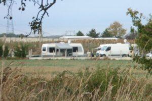 Essonne : mobilisation contre les expulsions des gens du voyage