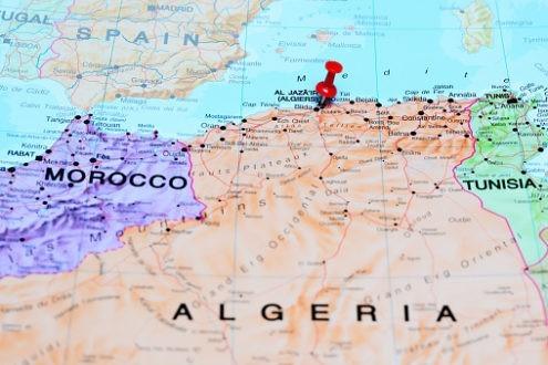 Convertis protestants en Algérie