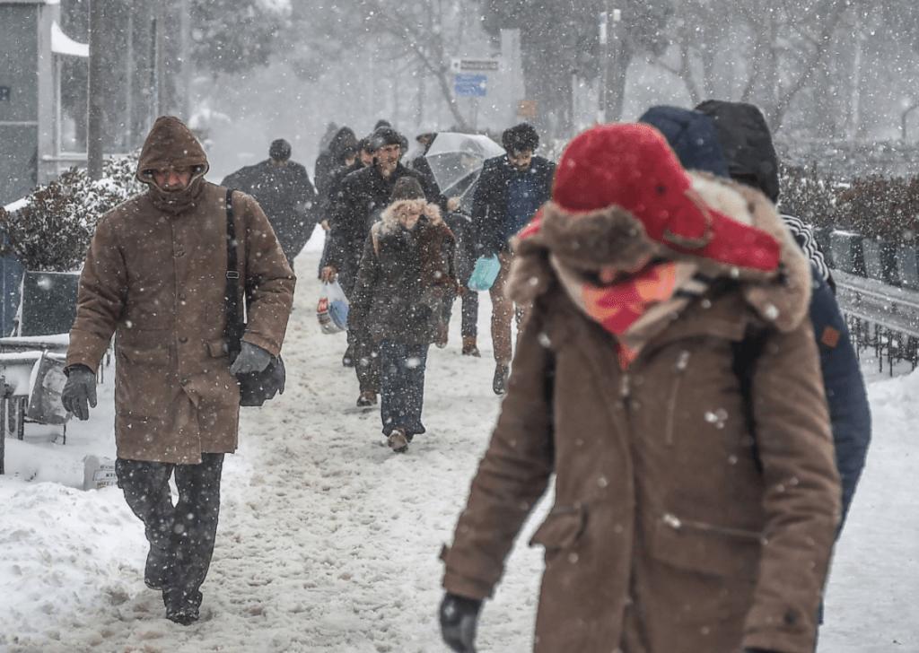 Vague de froid sur l'Europe : 17 morts en Pologne et Italie