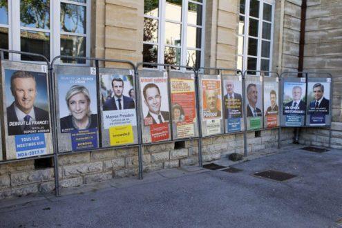 Élection : choisir son candidat grâce au web
