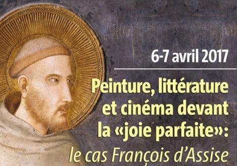 François d'Assise et les arts