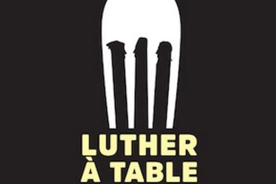 Luther à table