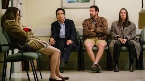 #Cannes2017 - The Meyerowitz Stories : une fraternité malmenée