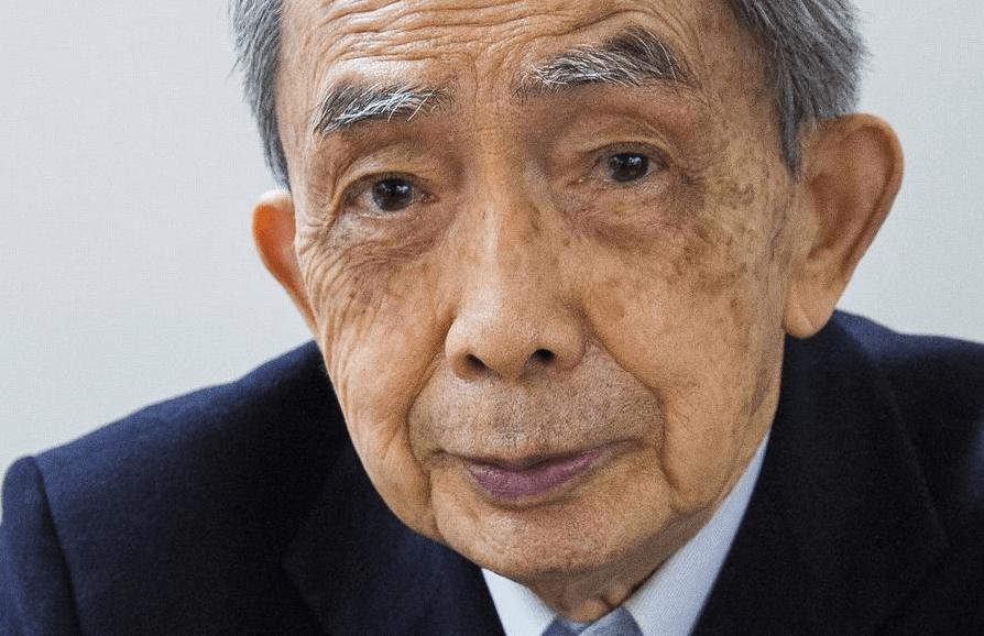 L'académicien Francois Cheng pour son ouvrage L'Âme
