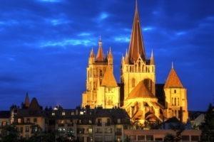 Lumières sur les Nuits des Églises