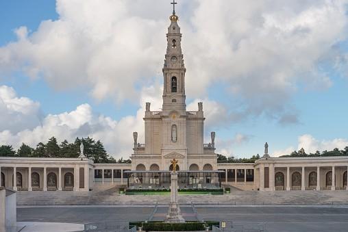 Marie à Fatima