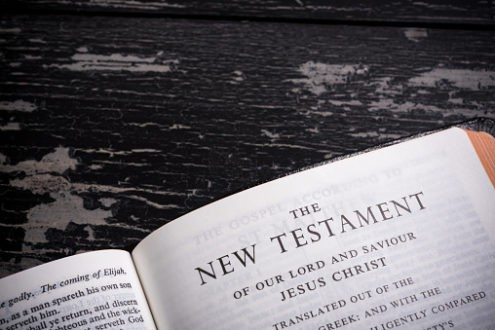 Les écrits du Nouveau Testament chez les Pères apostoliques