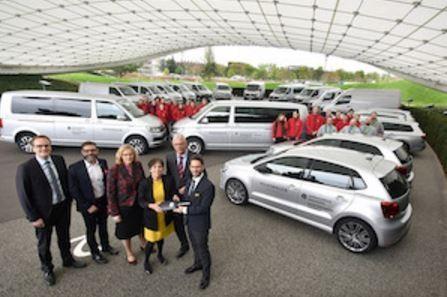 Volkswagen soutient le Jubilé de la Réforme