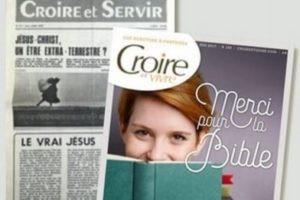 Pourquoi Croire et Servir est devenu Croire et Vivre