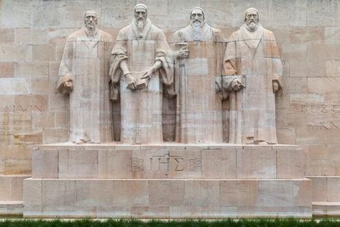 Les 100 ans du Monument international de la Réformation