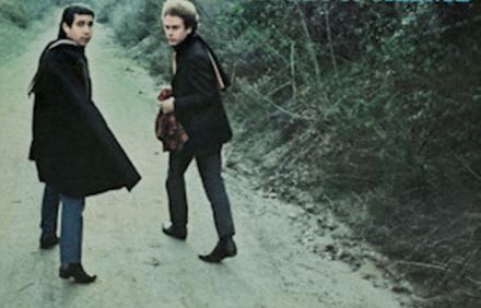 «The sound of Silence » de Simon et Garfunkel