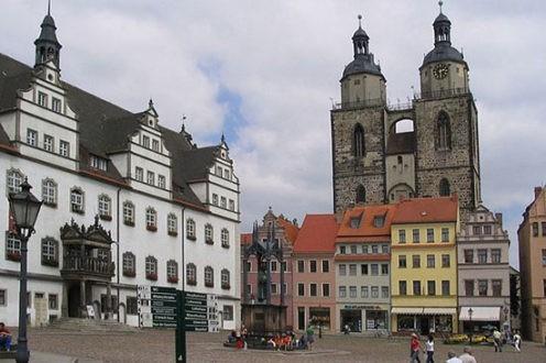 Une exposition mondiale des 500 ans de la Réforme ouvre ses portes à Wittenberg
