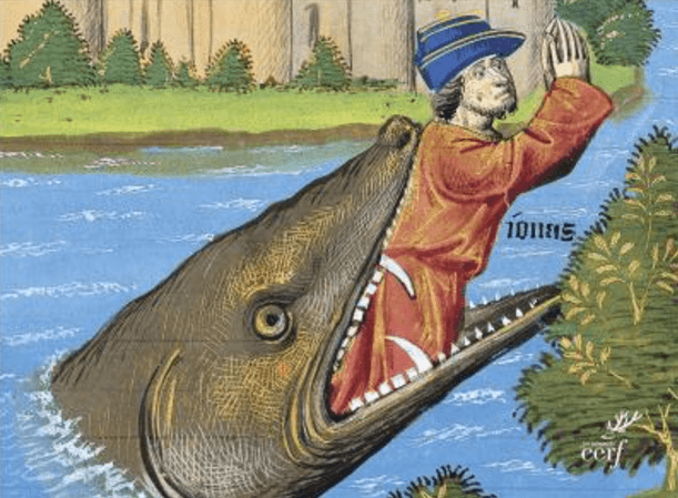 Jonas et la baleine
