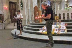 Nuit des Veilleurs : des prières contre la torture