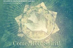 La place centrale du Saint Esprit dans la chrétienté