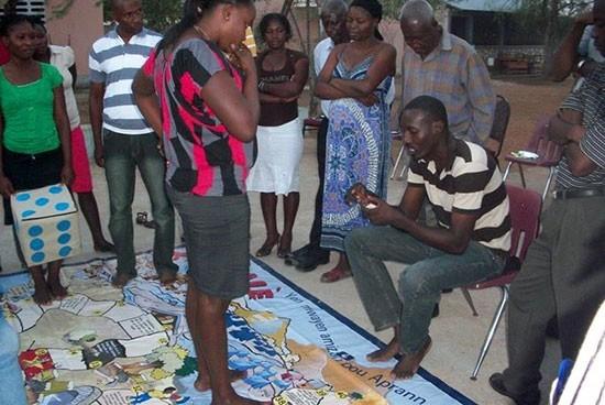 Un projet au service des enfants d'Haïti