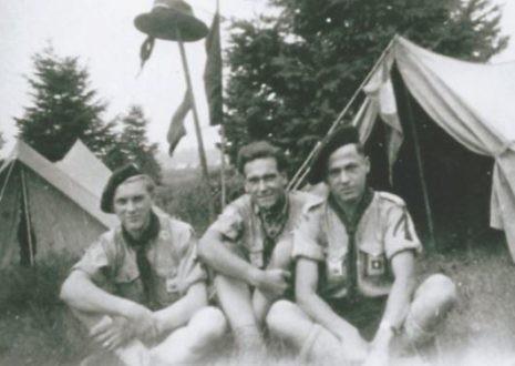 17 juin 1933. Le scoutisme interdit par l'Allemagne nazie