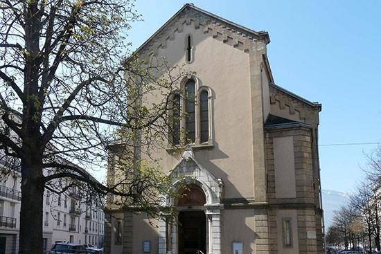 Le Diaconat Protestant de l'Église protestante unie de Grenoble