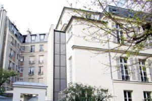 Un ascenseur pour l'Institut protestant de théologie