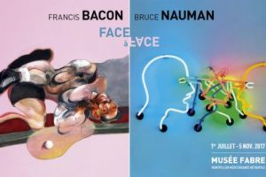 Francis Bacon face à Bruce Nauman