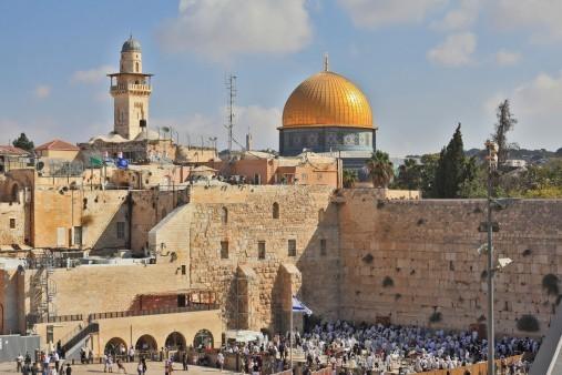 Jérusalem : les Lieux saints, comme des blessures de l'Histoire