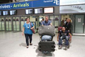 Couloirs humanitaires : l'arrivée des réfugiés syriens et irakiens