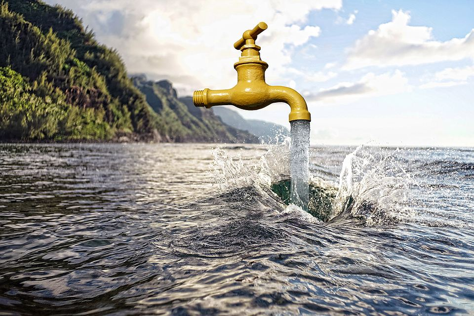 Tous à l'eau !