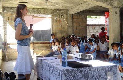Être envoyé en Haïti