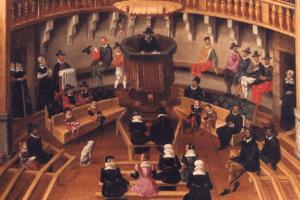 les cultes protestants