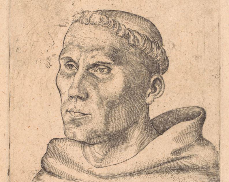 La jeunesse de Luther