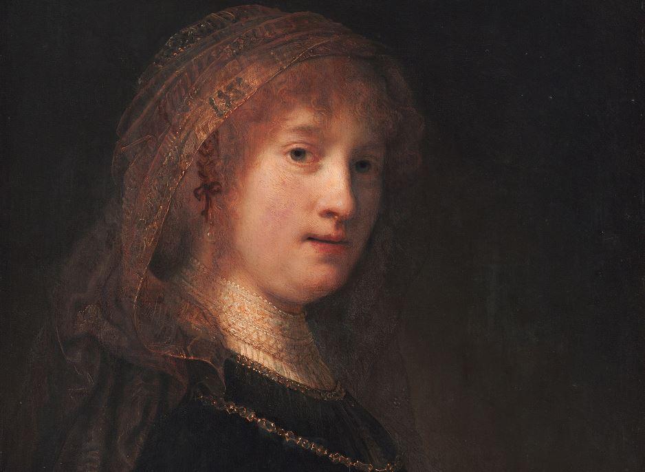 22 juin 1634. Rembrandt, Saskia et les Mennonites