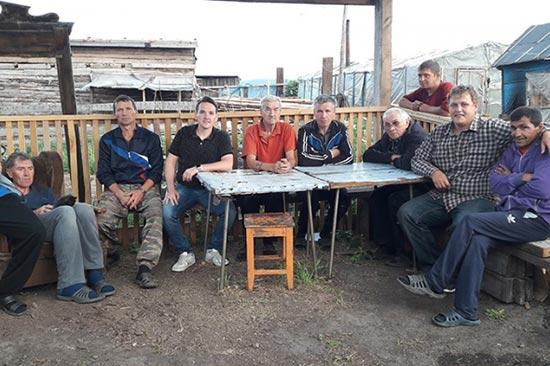 Au centre de réinsertion de Zikovo, on cultive la terre autant que sa spiritualité