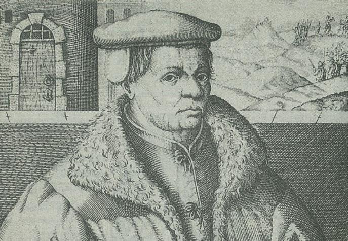 Le réformateur Thomas Müntzer