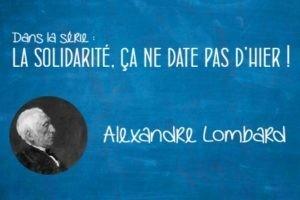 Portrait : Alexandre Lombard (1810-1887)