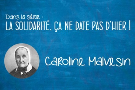 Portrait : Caroline Malvesin (1806-1889)