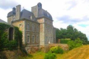 Le château de La Moussaye