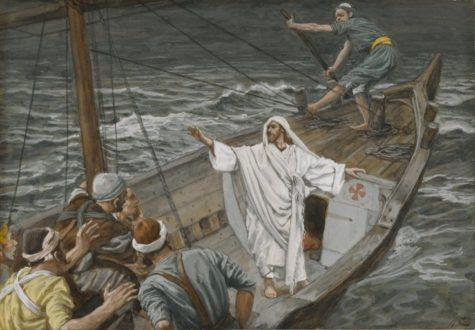 Jésus et le repos