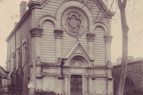 1882, un temple neuf à Rennes