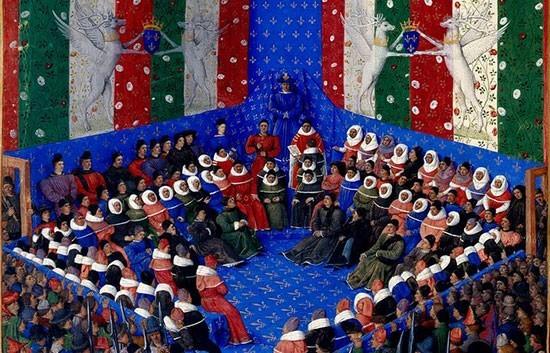 Quand le Parlement de Bretagne refusait l'enregistrement de l'Édit de Nantes…
