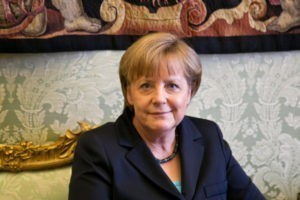 Angela Merkel, exemple de foi en politique